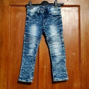 **5/$25** MECCA STRAIGHT FIT JEANS SIZE 5